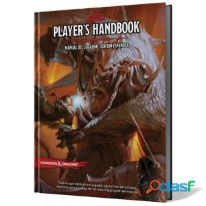 Dungeons and dragons: players handbook - manual del jugador