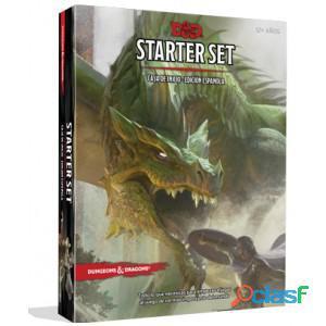 Dungeons and dragons: starter set - caja de inicio edicion