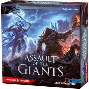 Dungeons & dragons: assault of the giants - std edition
