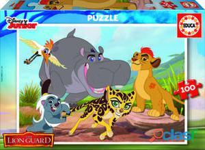 Educa Puzzle de la Guardia del León 100 piezas 400 gr