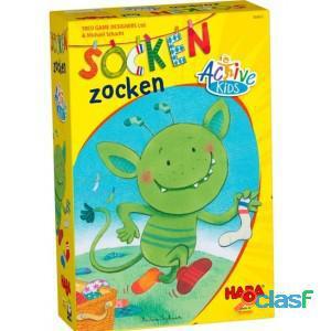 El monstruo de los calcetines: coleccion active kids