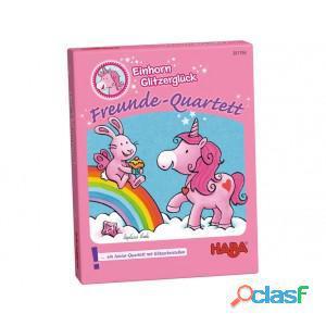 El unicornio destello: familias de amigos