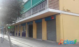 En venta local Comercial en el Pla, Alicante de 72m2