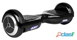 "Evomotion Hoverboard Patinete Eléctrico 6,5"" Negro 12 kg"