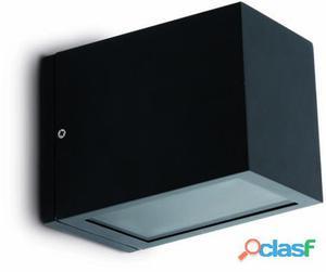Faro Bcn Aplique Lacre Gris Oscuro 1Xe27 100W 1.02 kg