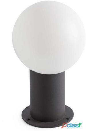 Faro Bcn Aplique Moon-1 Blanco Opal 18 Pantalla 400 gr