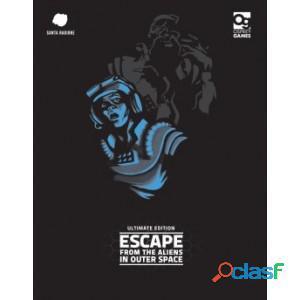 Fuga de los aliens en el espacio exterior (ultimate edition)