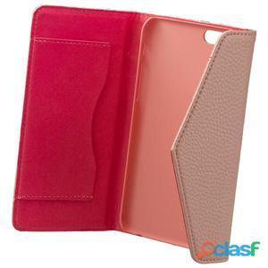 Funda Libro Carpe Diem para iPhone 6S Rosa