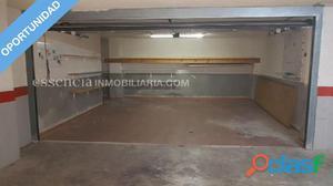 Garaje doble cerrado - Plaza Prado