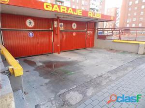 Garaje en venta Los Ángeles (Villaverde), Madrid