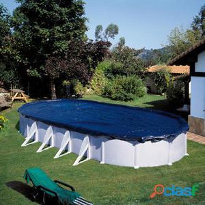 Gre Cubierta de invierno para piscina oval 800x470/710x475