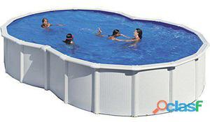 Vendo hermosa piscina desmontable pared de acero n posot for Vendo piscina desmontable
