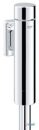 Grohe Rondo fluxor wc visto con llave de paso