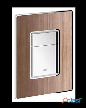 Grohe Skate Cosmo wc madera nogal