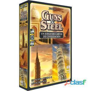 Guns and steel: un juego de cartas de civilizacion
