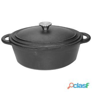 Gusta Cacerola de hierro fundido ovalada 30 cm 01140210