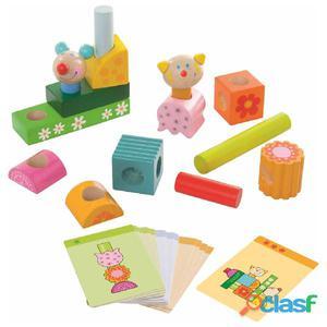 HABA Juguete para apilar Cat & Mouse 302925