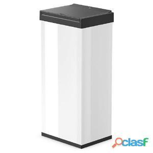 Hailo Cubo de basura Big-Box Touch XL 52 L blanco 0860-901