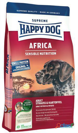 Happy Dog Africa - Carne de Avestruz 4 KG