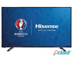 """Hisense 55"""" tv led h55m3300, 4k ultra hd"""
