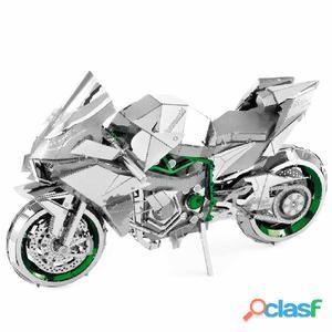 ICONX Kit modelo a escala 3D cortado láser Kawasaki Ninja