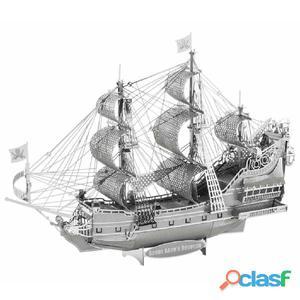 ICONX Kit modelo a escala 3D cortado láser Queen Anne's
