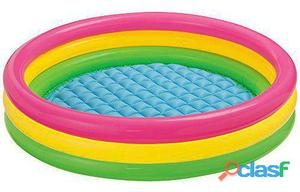 Intex Piscina Hinchable 3 Aros Sunset