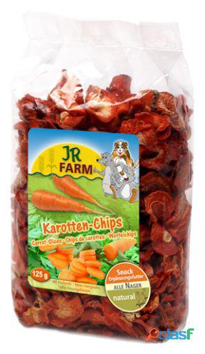 Jr Farm Trocitos de Zanahoria 125 GR
