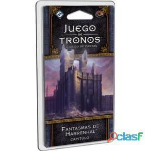 Juego de tronos lcg: fantasmas de harrenhal