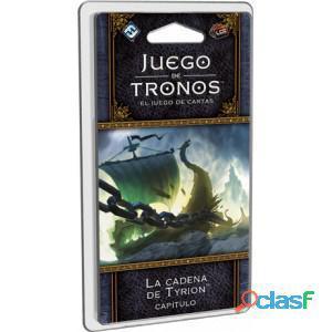Juego de tronos lcg: la cadena de tyrion