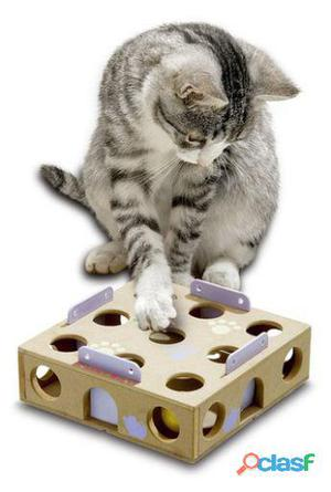 Karlie Flamingo Smart cat - activity box 6 x 22 x 22 cm