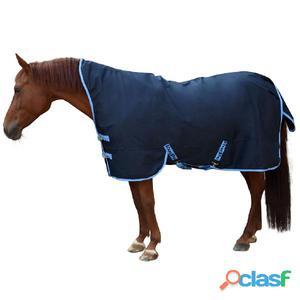 Kerbl Manta de caballo RugBe HighNeck azul 125 cm 328664