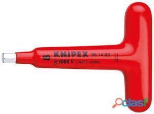 Knipex Destornillador Forma De T 120mm hexagonal