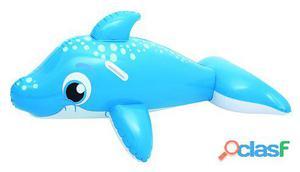 Kokido Delfin Hinchable Flotante, 157 X 89 Cm Con Asas