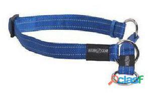 Kruuse Collar medio Buster Reflectante Azul 20 x 400-550 mm