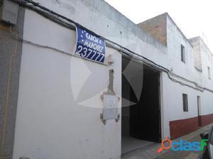 LOCAL COMERCIAL ADAPTADO PARA ALMACÉN EN LA ZONA DE SAN
