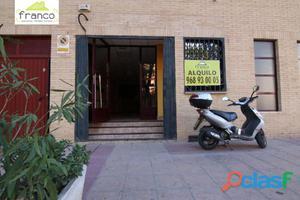 LOCAL COMERCIAL EN ALQUILER Y VENTA EN SANTIAGO EL MAYOR -