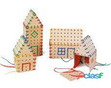 Legler Elementos de construcción para ensartar