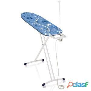 Leifheit Tabla de planchar Airboard Premium M blanca y azul