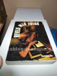 Libros sobre fotografía.