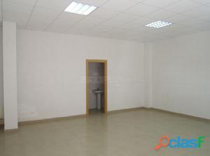Local d'obra nova de 52 m² en planta baixa. Disposa d'1