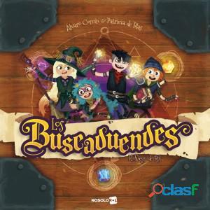 Los buscaduendes: el juego de rol + aventura promocional