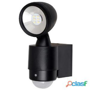 Luxform Lámpara de pared para jardín con sensor PIR Ariel