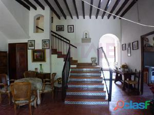 Magnífica finca en venta en Tibi (Alicante) con casa
