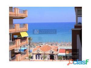Magnifico piso, con una gran terraza, vistas al mar,