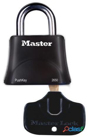 Masterlock Candado PushKey de 60mm para personas con