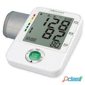 Medisana Monitor de presión sanguinea brazo BU A50 Blanco