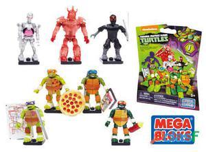 Megabloks Tortugas Ninja Megabloks Sobre Figura12C 150 gr