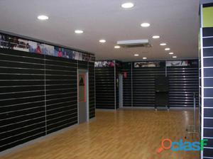 Mesa y López. Local-oficina de 300 m2.