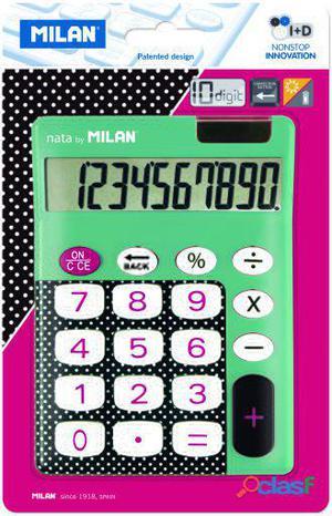 Milan Calculadora Sobremesa 22X14 190 gr